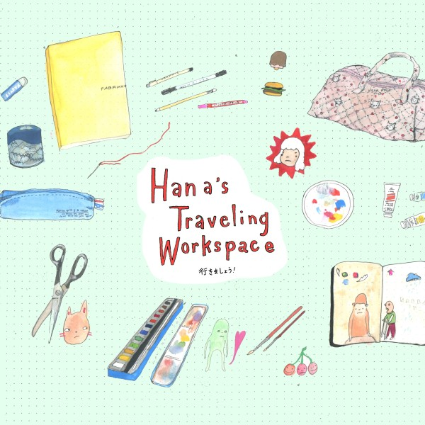 Hana's Traveling Workplace